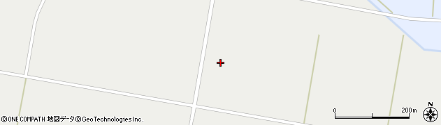 山形県東置賜郡川西町堀金2243周辺の地図