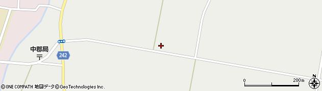 山形県東置賜郡川西町堀金1613周辺の地図