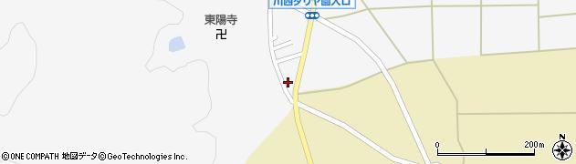 山形県東置賜郡川西町上小松2699周辺の地図