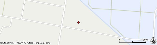 山形県東置賜郡川西町堀金2302周辺の地図