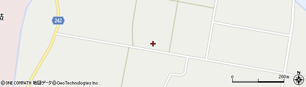 山形県東置賜郡川西町堀金1925周辺の地図