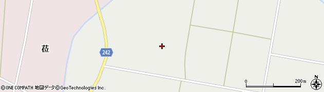 山形県東置賜郡川西町堀金2484周辺の地図