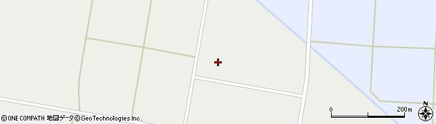 山形県東置賜郡川西町堀金2568周辺の地図