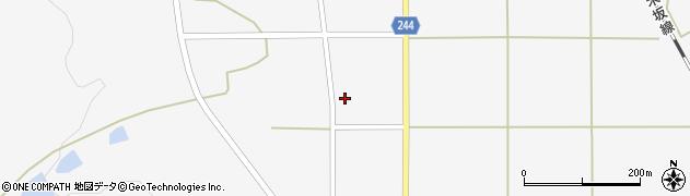 山形県東置賜郡川西町上小松2627周辺の地図