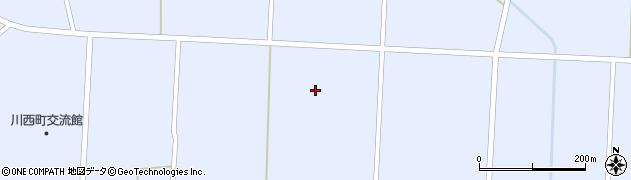山形県東置賜郡川西町吉田1251周辺の地図