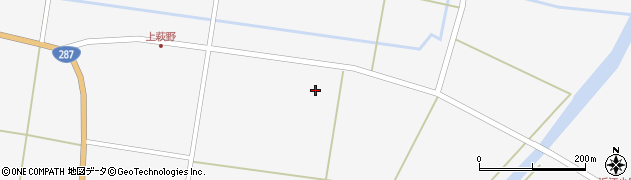 山形県東置賜郡川西町上小松848周辺の地図