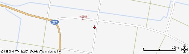 山形県東置賜郡川西町上小松1349周辺の地図
