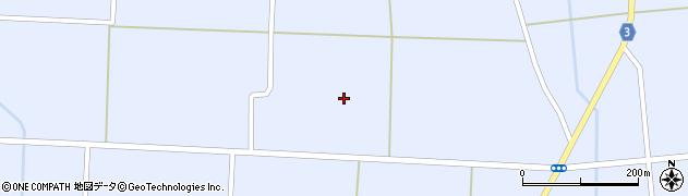 山形県東置賜郡川西町吉田吉田東周辺の地図