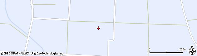 山形県東置賜郡川西町吉田沢田周辺の地図