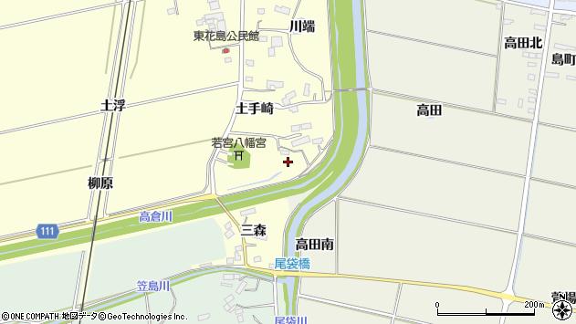 宮城県角田市花島 郵便番号 〒981-1511:マピオン郵便番号