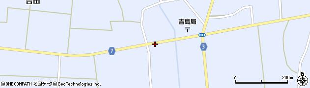山形県東置賜郡川西町吉田5476周辺の地図