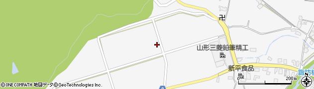 山形県東置賜郡川西町上小松4063周辺の地図