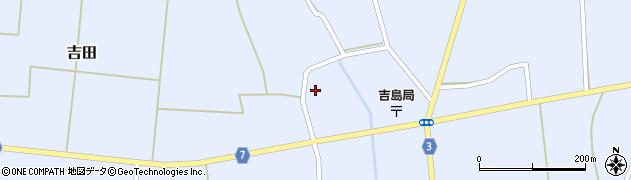 山形県東置賜郡川西町吉田3577周辺の地図