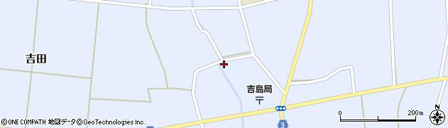 山形県東置賜郡川西町吉田3601周辺の地図