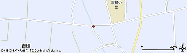 山形県東置賜郡川西町吉田3620周辺の地図