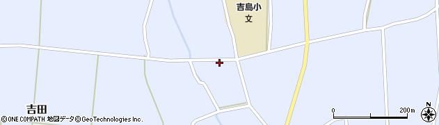 山形県東置賜郡川西町吉田3614周辺の地図