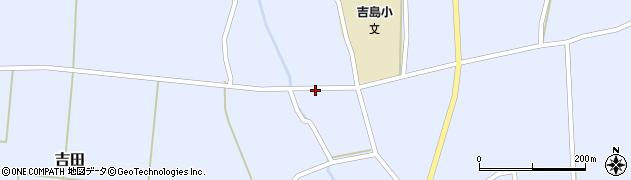 山形県東置賜郡川西町吉田3616周辺の地図