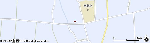 山形県東置賜郡川西町吉田3637周辺の地図