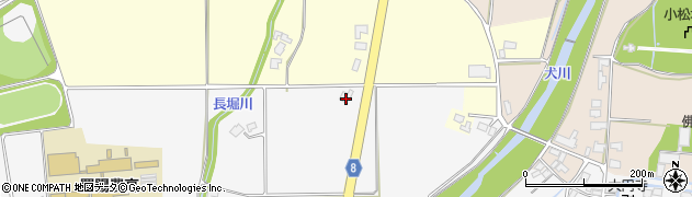山形県東置賜郡川西町上小松3611周辺の地図