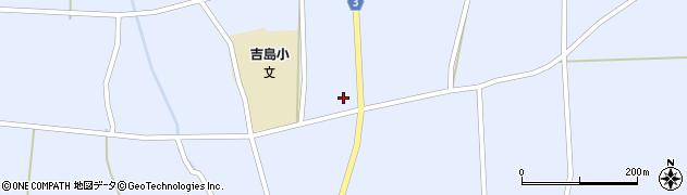 山形県東置賜郡川西町洲島2375周辺の地図