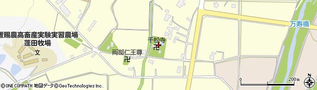 山形県東置賜郡川西町下小松170周辺の地図