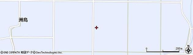 山形県東置賜郡川西町洲島2772周辺の地図