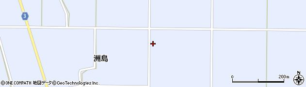 山形県東置賜郡川西町洲島2810周辺の地図