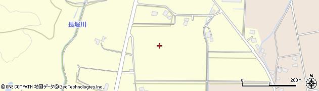 山形県東置賜郡川西町下小松佐野周辺の地図