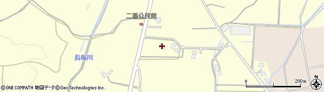 山形県東置賜郡川西町下小松456周辺の地図