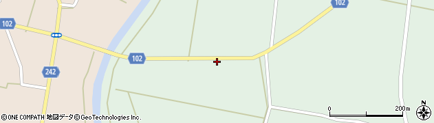 山形県東置賜郡川西町高山2232周辺の地図