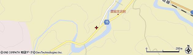 山形県西置賜郡小国町沼沢617周辺の地図