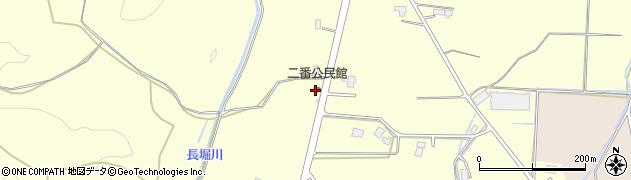 山形県東置賜郡川西町下小松471周辺の地図