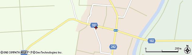 山形県東置賜郡川西町黒川839周辺の地図