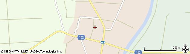 山形県東置賜郡川西町黒川2059周辺の地図