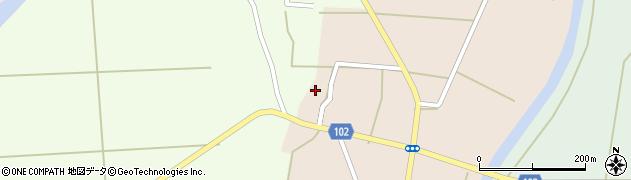 山形県東置賜郡川西町黒川1894周辺の地図