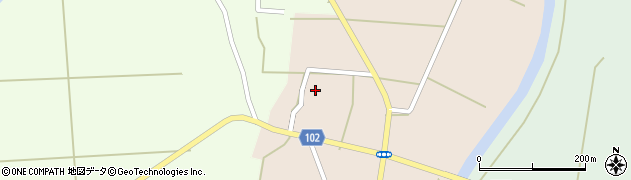 山形県東置賜郡川西町黒川1887周辺の地図