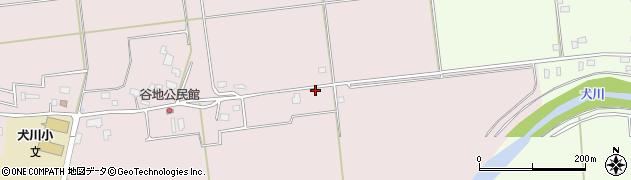 山形県東置賜郡川西町小松976周辺の地図