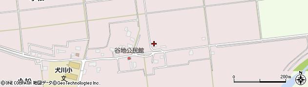 山形県東置賜郡川西町小松883周辺の地図
