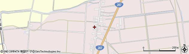 山形県東置賜郡川西町小松1644周辺の地図