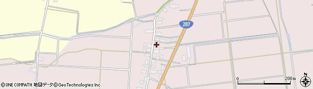 山形県東置賜郡川西町小松1153周辺の地図