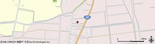 山形県東置賜郡川西町小松1155周辺の地図