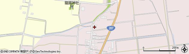 山形県東置賜郡川西町小松1020周辺の地図