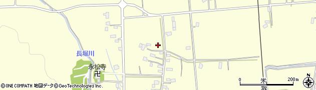 山形県東置賜郡川西町下小松1300周辺の地図