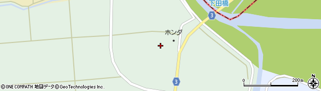 山形県東置賜郡川西町高山2467周辺の地図