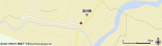 山形県西置賜郡小国町玉川31周辺の地図