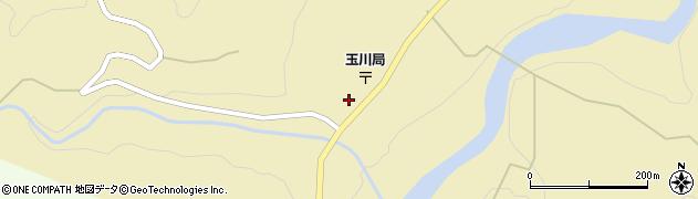 山形県西置賜郡小国町玉川32周辺の地図