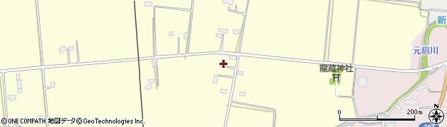 山形県東置賜郡川西町下小松1181周辺の地図