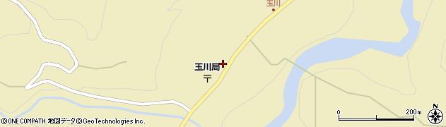 山形県西置賜郡小国町玉川311周辺の地図
