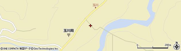 山形県西置賜郡小国町玉川52周辺の地図