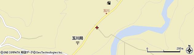 山形県西置賜郡小国町玉川49周辺の地図